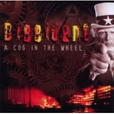 Dissident - A Cog In The Wheel  - CD